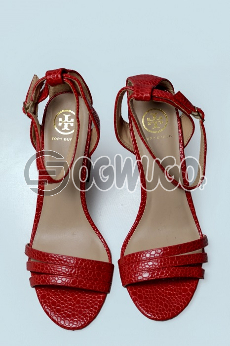 Tory burch female shoe: unable to load image