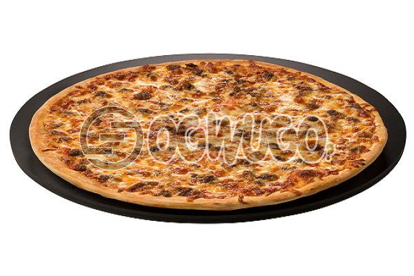 Meat Gravers Chef Delight Pizza (MEDIUM) Made with Beef, Chicken, Sausage, Pepperoni, Ham Bacon and Vegetable (Optional): unable to load image