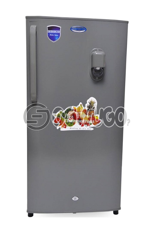 Thermofrost Fridge Model 120 it comes with Interior Light, High Efficiency Compressor, Separate Chiller Compartment, Mechanical Temperature Control