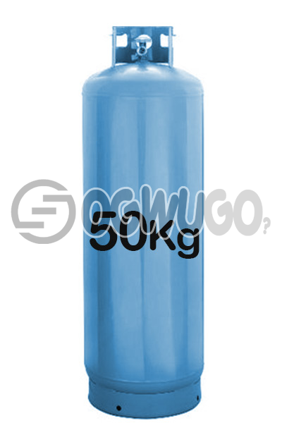 Ogwugo 50KG Cooking Gas Available for Refill Place order now and we will come refill your cylinder: unable to load image