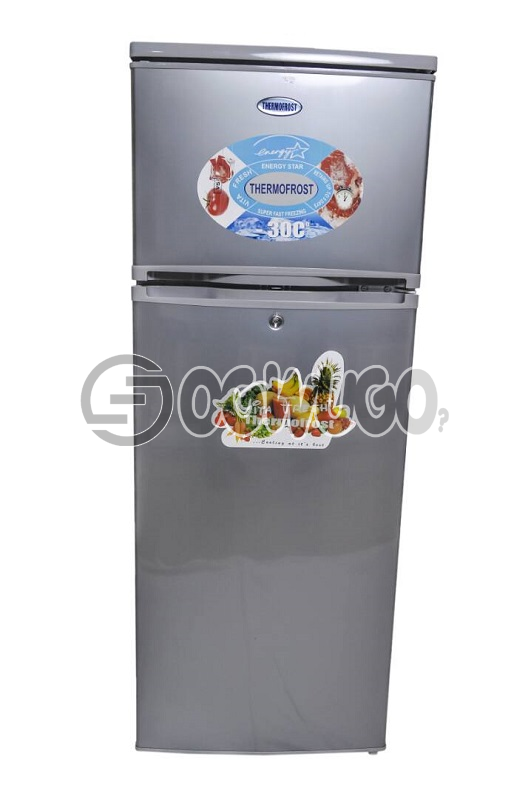 Thermofrost Fridge Model 300 Double Door High Quality Durable Maximum Utility. Order now and have it delivered to your doorstep: unable to load image