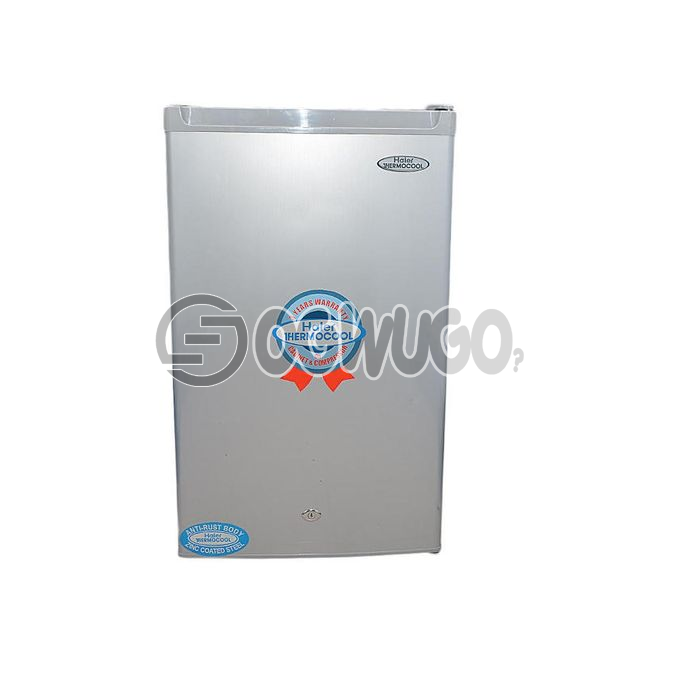 Haier Thermocool Single Door Refrigerator - HR-142. For Haier Thermocool, the key words are quality, reliability, service and innovation.