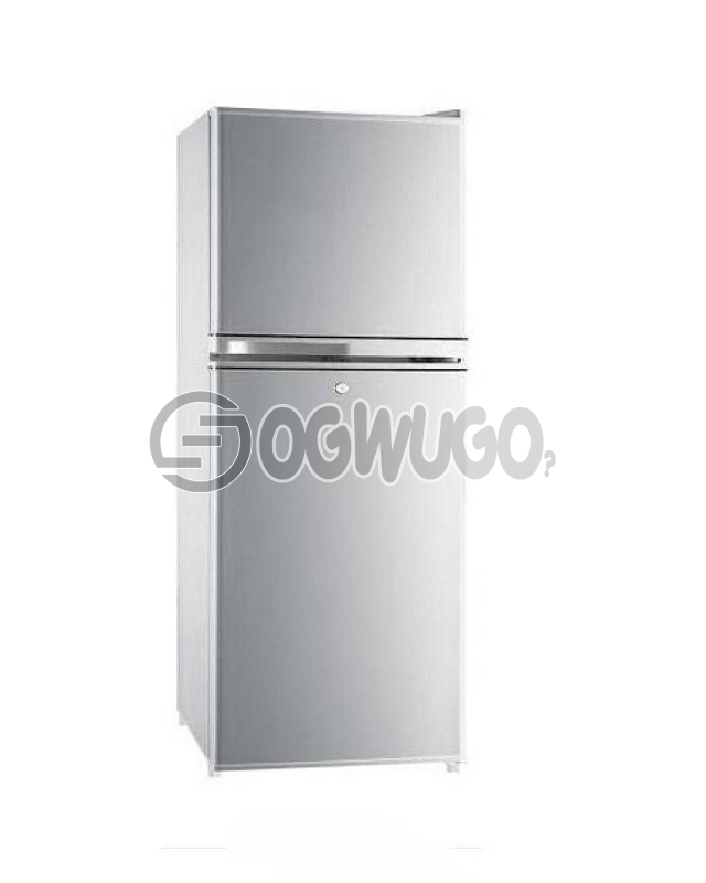 Haier Thermocool Double Door Refrigerator - HRF 120EX Durable Effective  Double Door Refrigerator   HRF 120EX - 120 Litres: unable to load image