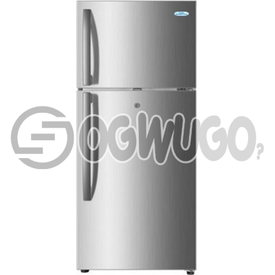 Haier Thermocool Double Door Refrigerator HT REF-250 Direct cooling technology Fully tropicalized compressor Big evaporator for rapid and uniform cooling: unable to load image