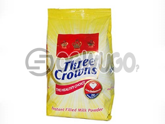 Three Crowns Filled Evaporated Milk Sachet: unable to load image