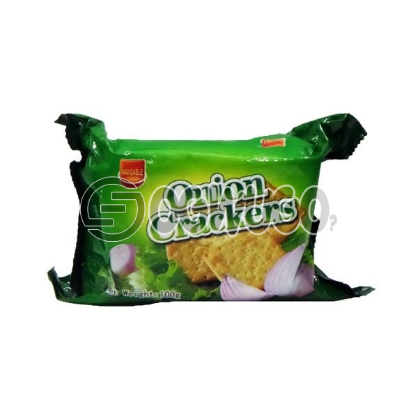 Onion crackers