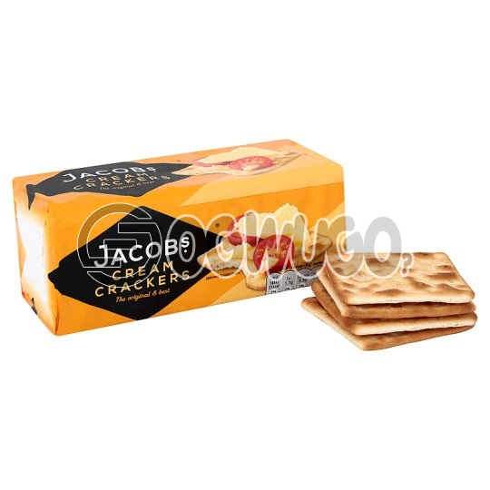 Jacobs Cream Crackers