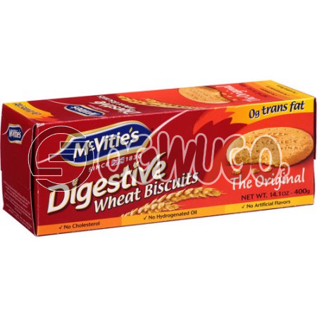 The original McVitie's Digestive