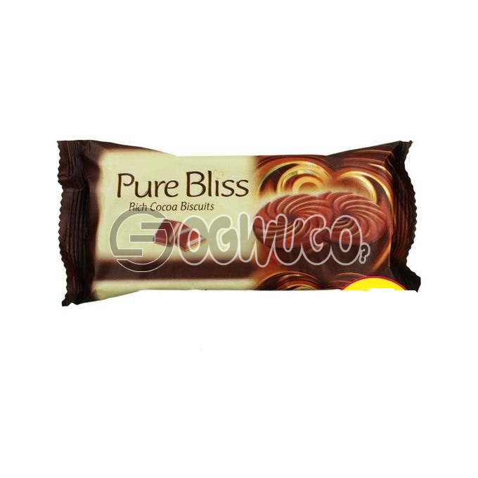 Pure Bliss Sweet Biscuits Rich cocoa
