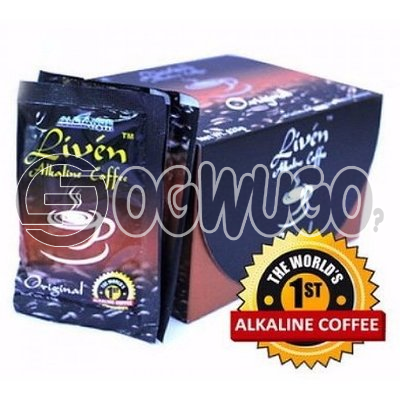Liven Alkaline Coffee - (Sugar free) special product from Alliance in Motion Global , ideal for diabetic patients.: unable to load image