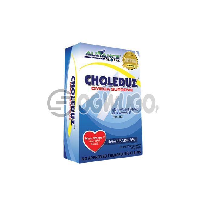 Alliance In Motion Global Choleduz Food Supplement. Wonder working products for your health: unable to load image