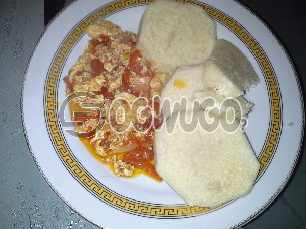 Hot Yam and Egg Sauce very delicious just the way you like it. Order now and start enjoying: unable to load image