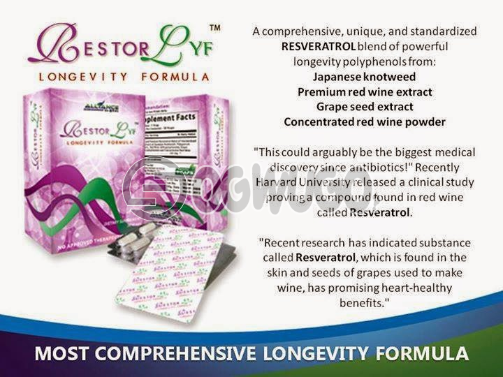 Restorlyf Longevity and Anti aging Formula Alliance in Motion Global  your ultimate guide to health and wealth: unable to load image