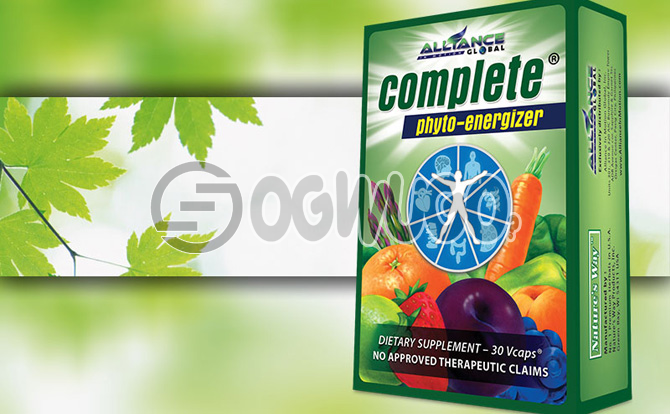 Complete Phyto Energizer your ultimate guide to health by Alliance in Motion Global: unable to load image