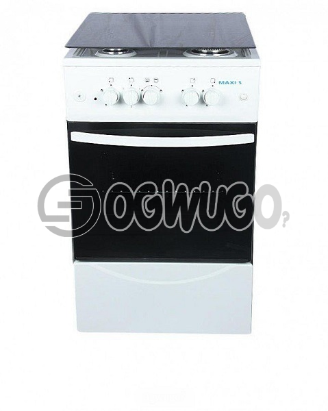 Maxi Gas Cooker - 4 Burner, 4 Gas Burners for fast and convenient cooking: unable to load image