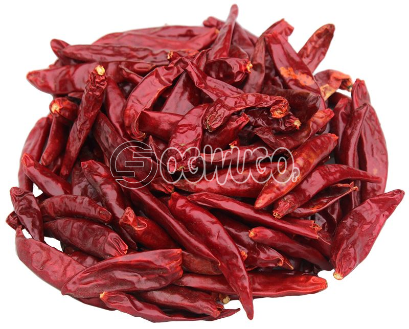 Dry pepper very good food condiment,it is used to give that soup,stew,pepper soup a great taste.It is sold at 200 per cup.
