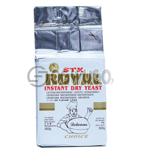 ROYAL INSTANT DRY YEAST: unable to load image