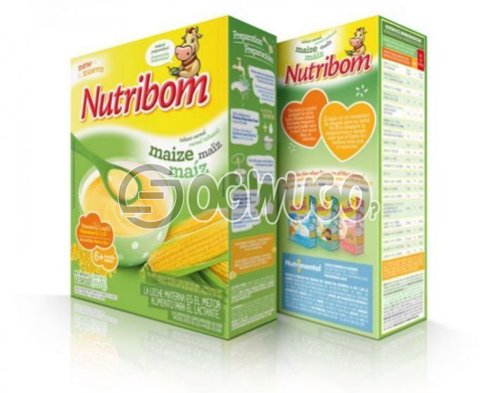 Nutribom Maize Cereal