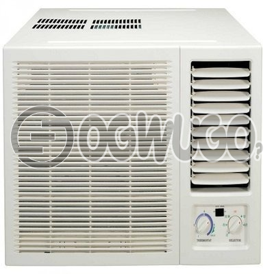 RestPoint Air Conditioner RP-12D window unit 1.5horse power, Super quiet, World-famous compressors: unable to load image