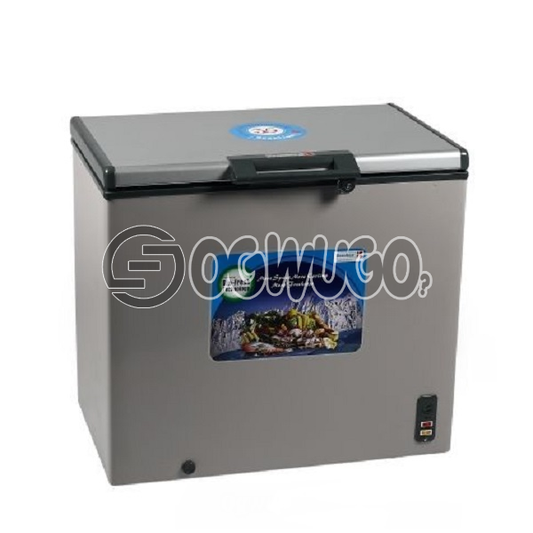 SCANFROST DEEP FREEZER SFL 211   APSCCF0002, Brand: Scanfrost Product Type: Deep Freezer Mdel No: APSCCF0002 171 LTRs, Capacity 200: unable to load image
