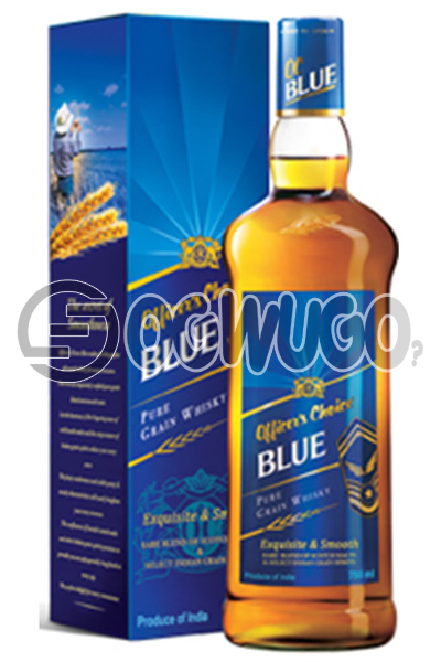 OFFICERS CHOICE BLUE