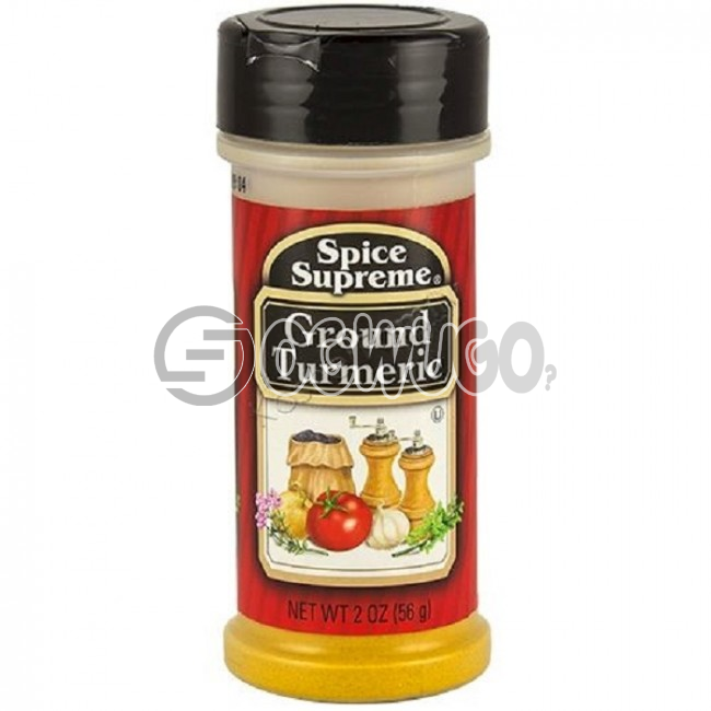 Spice Supreme Ground Turmeric