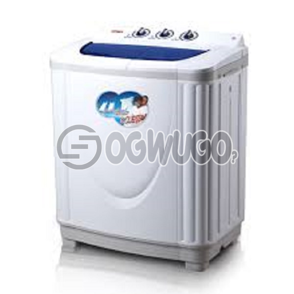 QASA 4.2KG Washing Machine: unable to load image