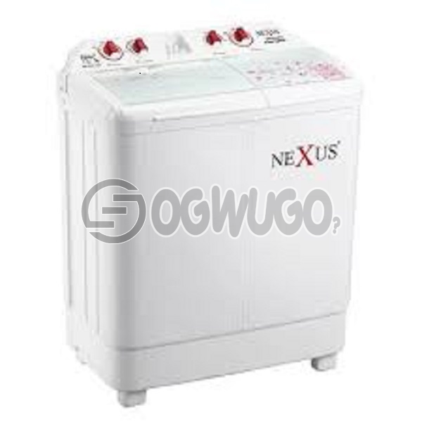 Nexus 12kg Washing Machine