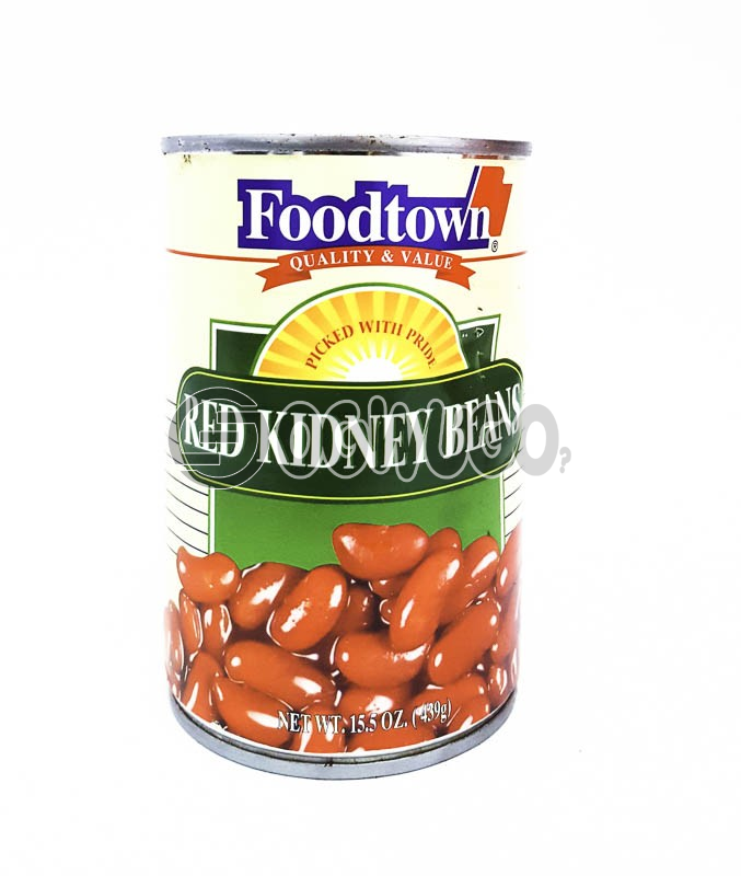 Foodtown Red Kidney Beans: unable to load image