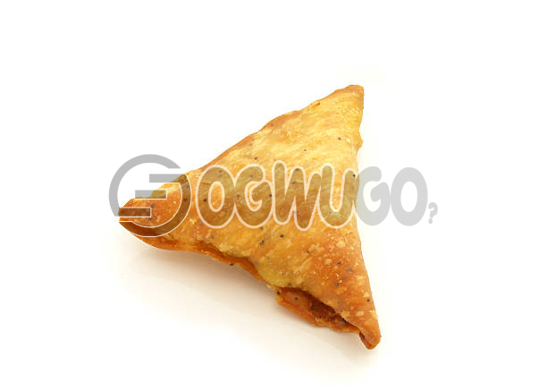 Hot crispy and spicy SAMOSA which is freshly baked with lots of ingredient just the way you like it: unable to load image