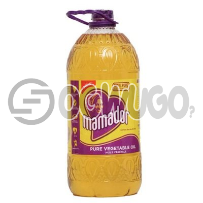 Mamador Cooking Oil: unable to load image