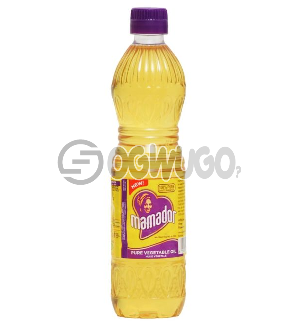 Mamador Cooking Oil Small: unable to load image