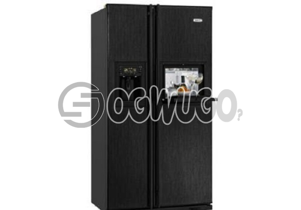 Beko 380L Double Door Refrigerator