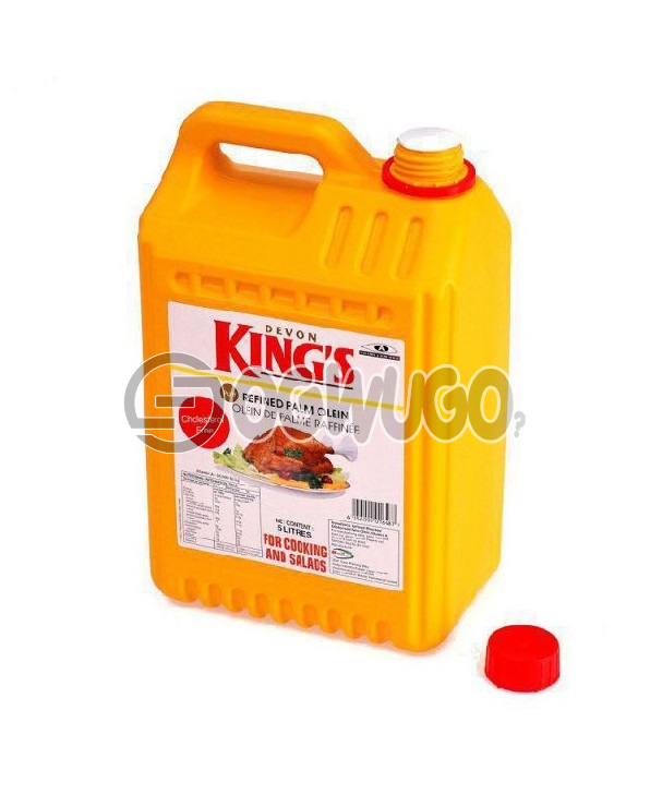 Kings cooking Oil Big: unable to load image
