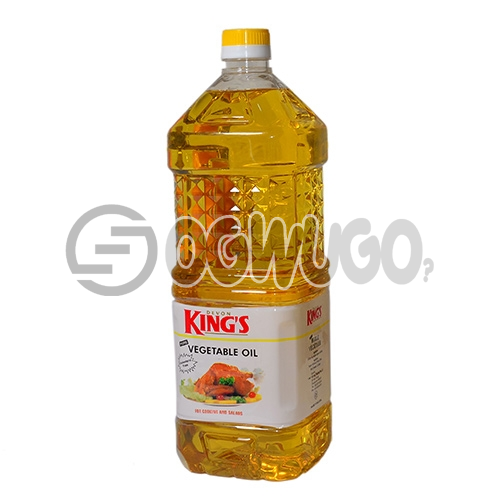Kings cooking Oil Medium: unable to load image
