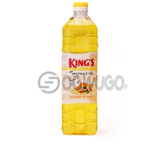 Kings cooking Oil Small: unable to load image