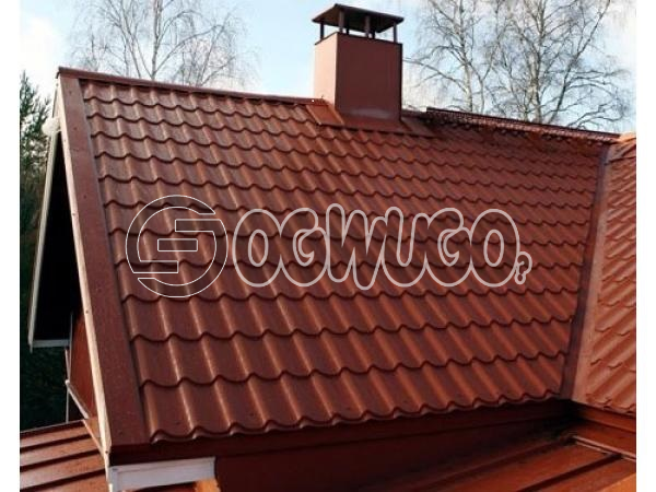 Bound  Roofing Tile.  metal roofing tile. Sold Per Square Meter. Roof Bound offers competitive price: unable to load image