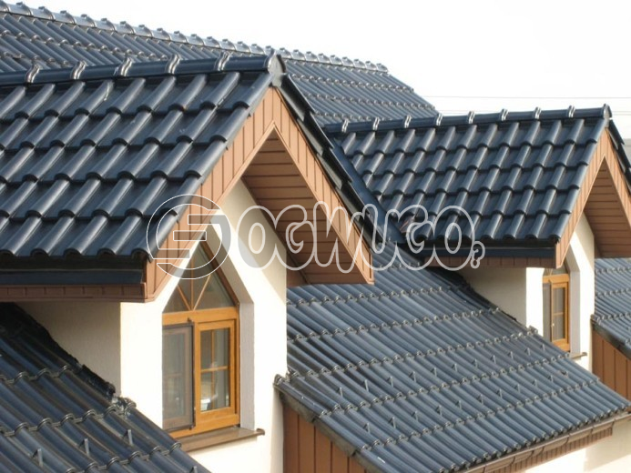 Bound  Roofing Tile.  metal roofing tile. Sold Per Square Meter. Roof Bound offers competitive price