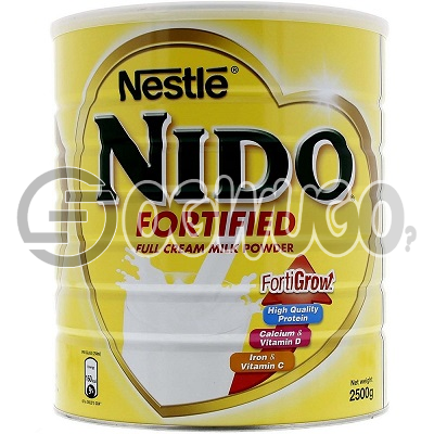 Nestle Nido Fortified Full Cream Milk Powdered Big: unable to load image