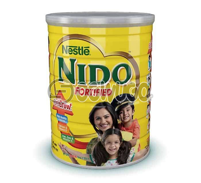 Nestle Nido Fortified Full Cream Milk Powdered Small: unable to load image