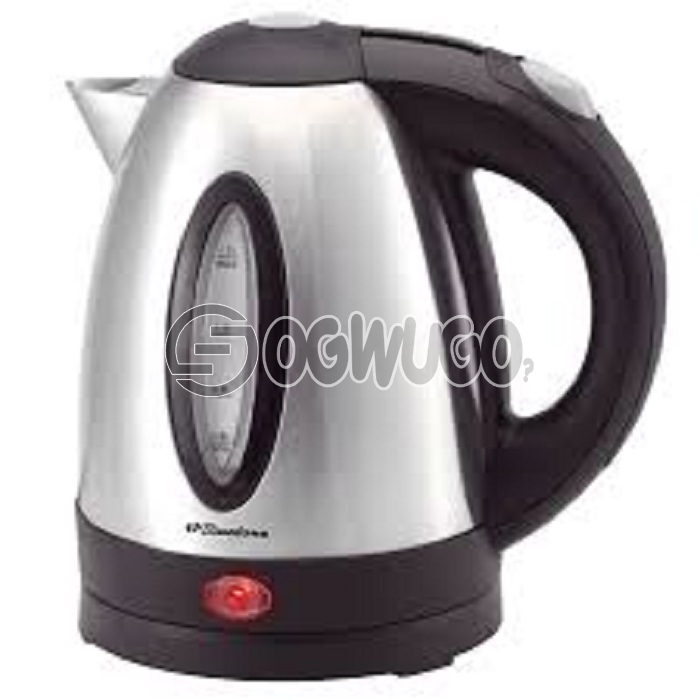 Binatone kettle: unable to load image