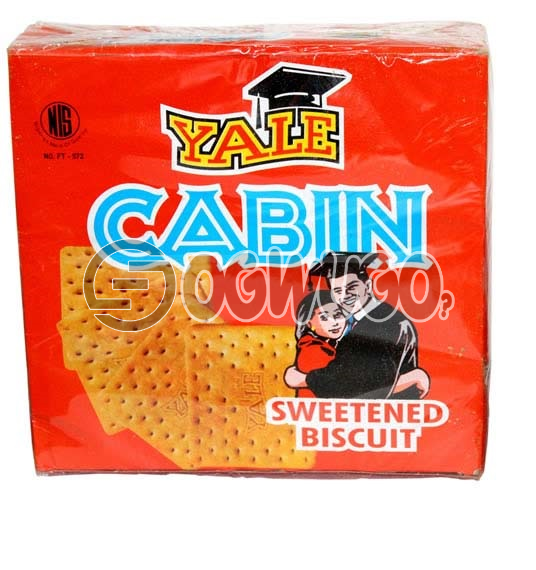 YALE CABIN BISCUIT, crunchy,tasty and very satisfying for your breakfast and snacks time.: unable to load image