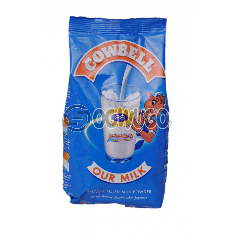 Cow Bell Milk Sachet: unable to load image