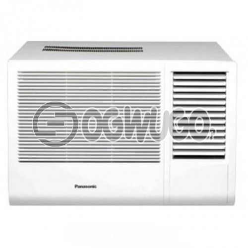 PANASONIC WINDOW UNITS AIR-CONDITIONER 1HP | C910JH, 4-Way Air Deflection System, It is designed with Anti-Corrosive Blue Fin Condenser and delivers comfort throughout your home or office.: unable to load image