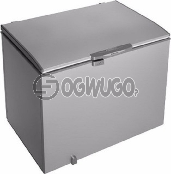 Sumec 200 Deep freezer: unable to load image