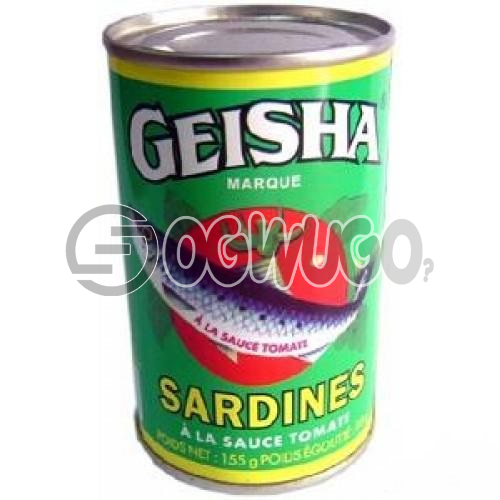 Geisha Sardine: unable to load image