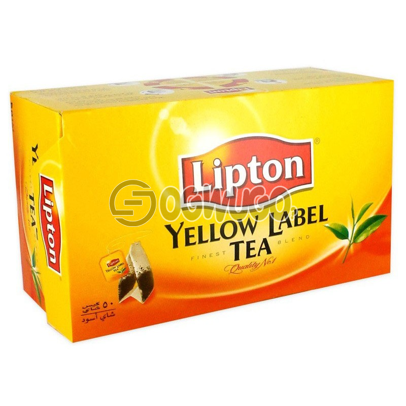 Lipton Tea Bag can be taken Black with a drop of milk or a hint of fragrant spices or Perhaps green with a squeeze of lemon.: unable to load image