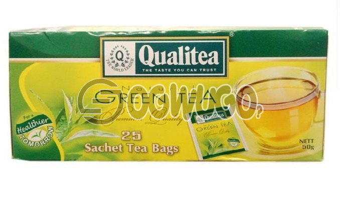 QUALITEA Natural Green: unable to load image