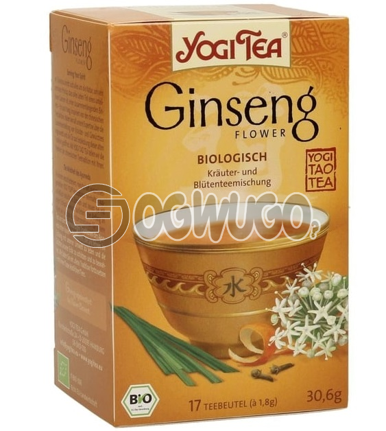 Ginseng Tea.: unable to load image