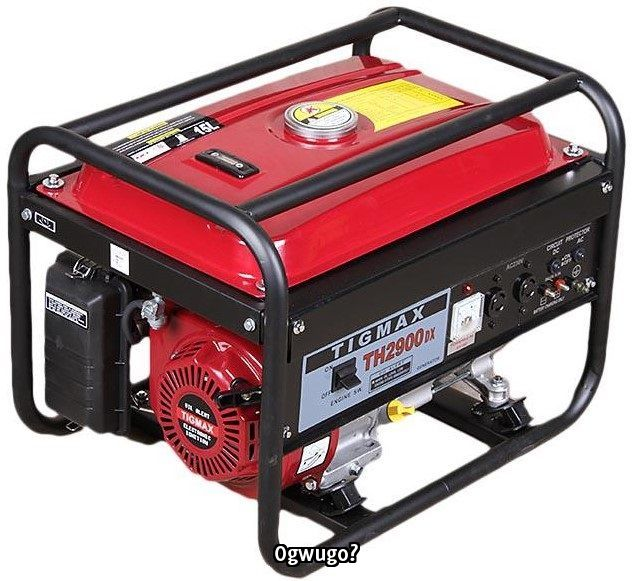 TIGMAX GENERATOR 2.3KVA - TH3000DX, Model No: TH3000DX, Starting System: DX-Recoil, Engine Type: OHV, 1-cylinder, 4 stroke.: unable to load image